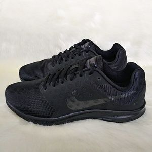Nike Downshifter Womens Black Sneakers